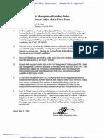 310-Cv-03647-WHA Docket 2-1 Case Management Standing Order