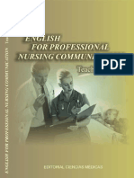English for Professional Nursing Communication.