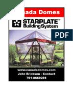 Canada Domes Brochure