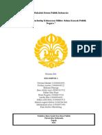 Fungsi Kontrol terhadap Kekuasaan Militer dalam Kancah Politik Negara
