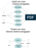 Packet Use Case