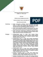 Permendagri No.66 Thn 2007 an Pembangunan Desa