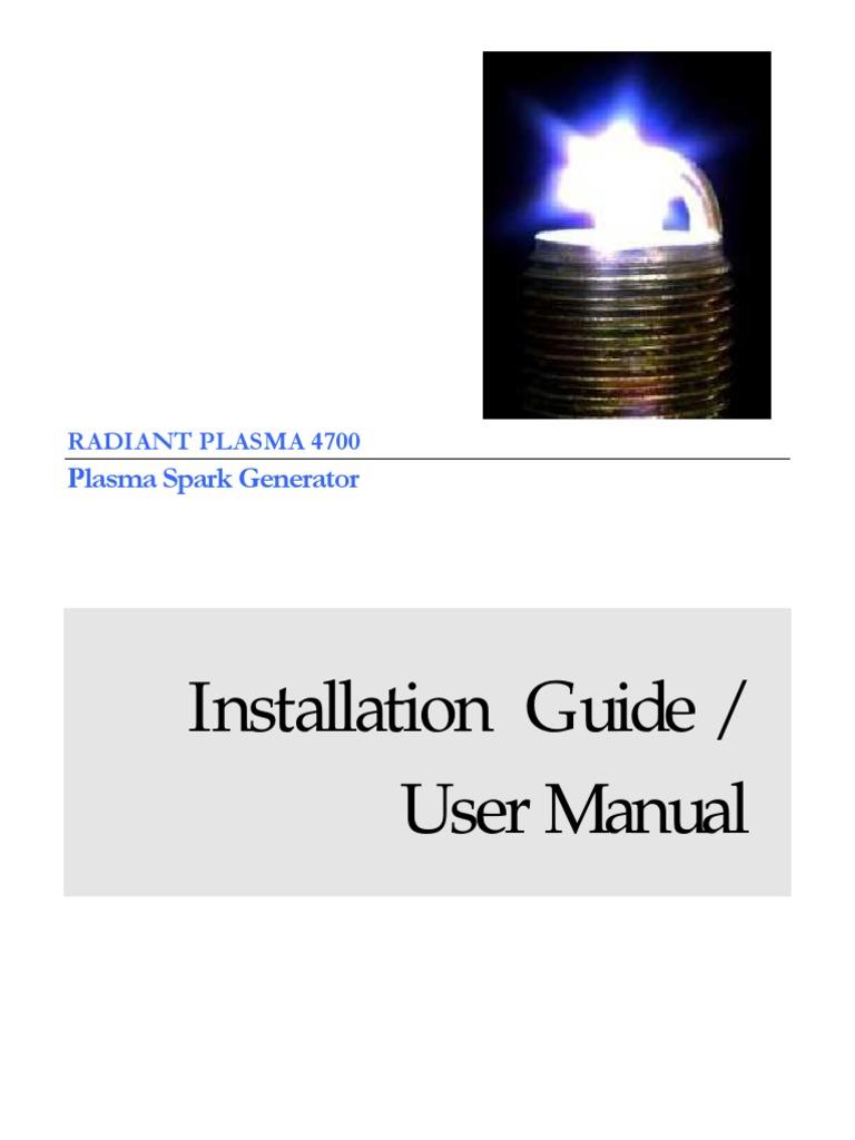 Rpg4700 Manual Ignition System Distributor Kohler 4cm21 Generator Wiring Diagram