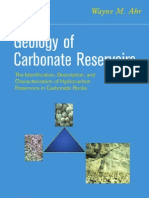 Geology of Carbonates Reservoir