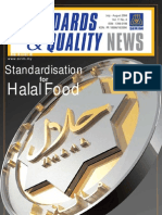 Standard is at Ion for HALAL Food [SIRIM]