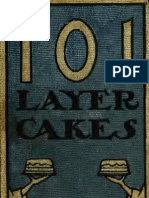 One Hundred & One Layer Cakes (1907)