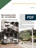 Reconstrucción de Accidentes