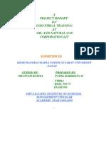 Patel Darshana -Ratio Analysisongc