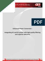 CET Power - Enhanced Power Conversion - White paper