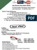 Kursus CV Latifah