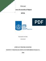 Sistem Komunikasi Digital BPSK