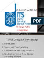Time-Divison Switching