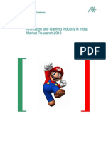 Animation and Gaming Industry in India_ English Version