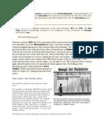 Nazi Policies Against Jews