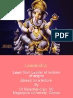 Leadership Ganesh
