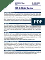 RS485 & RS422 Basics