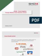 SMO14 - Der ROI von Social Media - Unser Angebot (Mai 2011)