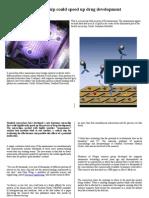 New Biosensor Microchip (Nursing tics
