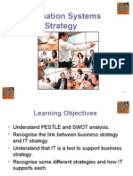 Lecture 3 - Is Strategy