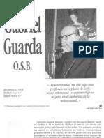 Entrevista a Gabriel Guarda