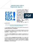 Tuenti Razones Para Votar a Esperanza Aguirre