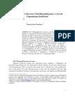 Reforma do Processo Civil Moçambicano