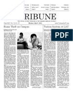 LAU Tribune Issue 4 - Vol 2