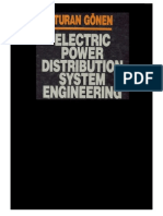 Distribution System Planning