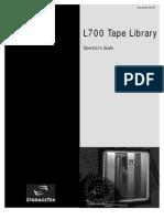 L700 Operator Guide