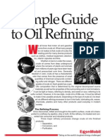 Simple Guide Oil Refining