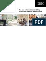 New Collaboration White Paper IBM