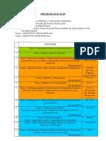 Programa Ciencies Materials