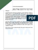 Market Survey of TATA NANO in Jammu Region