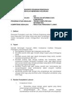 070. Deskripsi Rekayasa Perangkat Lunak (FPUP)