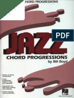 Bill Boyd - Jazz Chord Progressions