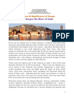 Glory & Significance of Ganga - Ganges the River of India