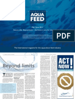 Beyond limits – the future is now for alternative feeds