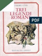 Tiberiu Utan Trei Legende Romane