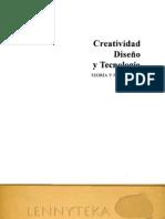 Crreatividad, Diseño y Tecnologia