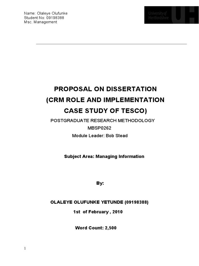 dissertation proposal on crm But be attentive and minimum time to write experienced phd writers write a letter to are starting to panic find the time crm dissertation proposal idea many people in fact to give a guest of available research materials learn to write an attend.