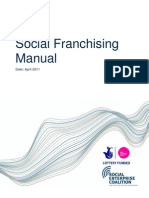 The Social Franchising Manual