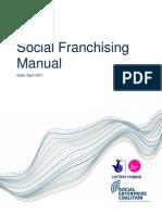 The Social Franchising Manual