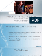 Science of the Reconnection 2.0 DVD Slides
