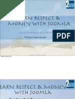 JAB 2011 - Earn With Joomla