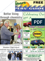 West Shore Shoppers' Guide, May 8, 2011