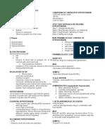 BSN-2H Pharma Notes