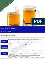 Beer Market India Sample
