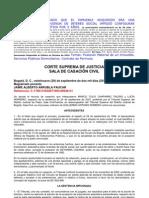 VIVIENDA DE INTERÉS SOCIAL IMPIDIÓ CONFIGURAR PRESCRIPCIÓN ADQUISITIVA POR 5 AÑOS