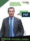 EAJ-PNV Programa electoral Gipuzkoa, euskaraz eta gaztelaniaz