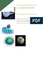 La Globalizacion Prac8